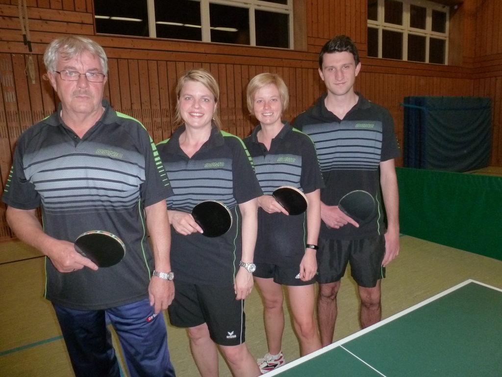 SV Teising 1. Herren Tischtennis